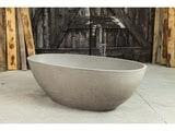 betonnen bad model Jessica (kleur 2) - met kraan