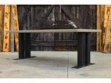 Betonnen tafel Peize frame