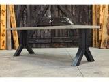 Betonnen tafel Tynaarlo frame