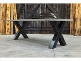 Betonnen tafel Vries frame