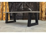 Betonnen tafel Zuidlaren frame