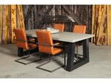 Betonnen tafel Zuidlaren met stoelen