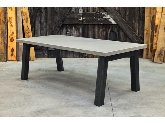 Betonnen tafel Schipborg productfoto