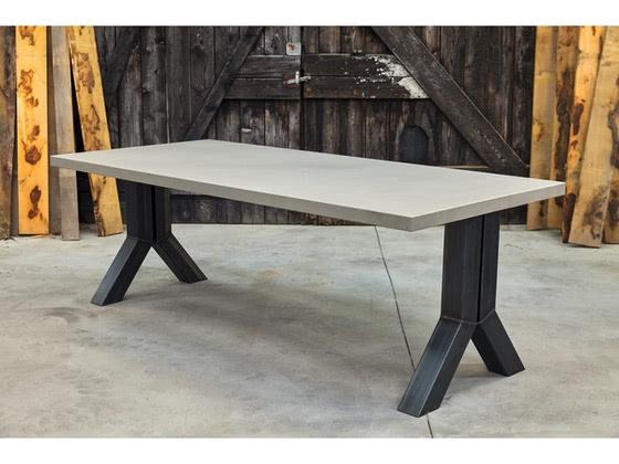 Betonnen tafel Tynaarlo productfoto