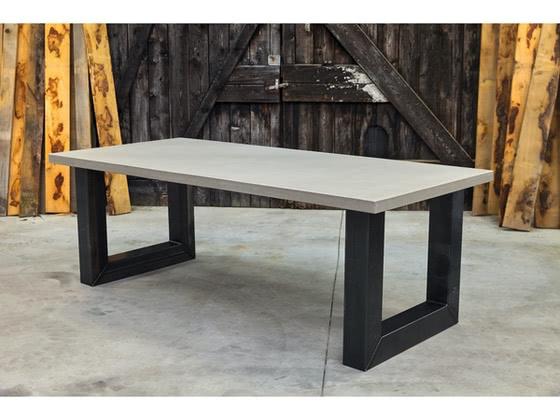 Betonnen tafel Zeegse productfoto