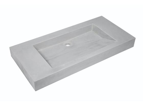 betonnen wastafel Rick805 (kleur 2) - productfoto