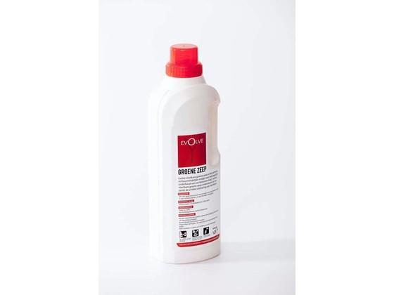 Evolve groene zeep (1 liter)