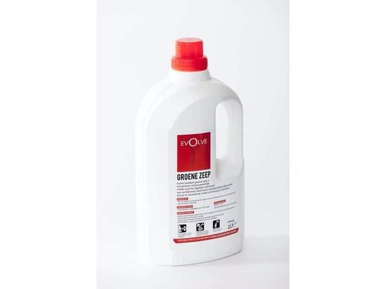 Evolve groene zeep (2 liter)